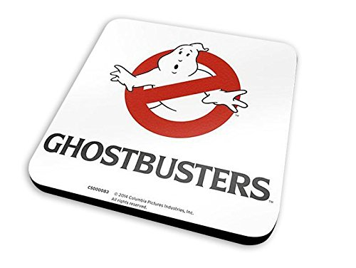 Close Up Ensemble de Sets de Table Ghostbuster Logo