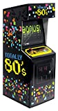Beistle Three Dimensional Video Game Centerpiece Totally 80's Arcade Decorations, 10