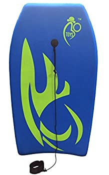 Bo-Toys Body Board Lightweight with EPS Core  Blue 33-INCH