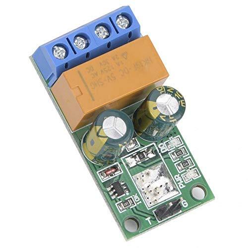 hgbygvuy 3pcs DR55B01 DC 5V 2A 2A Flip-Flop Latch Motore Reversibile Controller Autobloccante Autobloccante Bistabile Reversibile Polarity Relay Module S