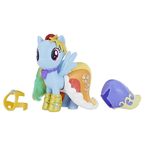 My little Pony E2568 Snap-On Fashion Rainbow Dash