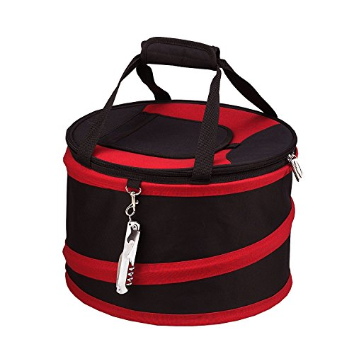 Picnic at Ascot Original 24 Can Collapsible Cooler- Designed & Quality Approved in the USA