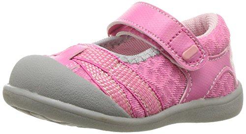 See Kai Run Girl's Millennium II Hot Pink Mary Jane, 6 M US Toddler