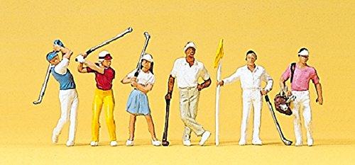 Preiser 10231 - Golf Spieler