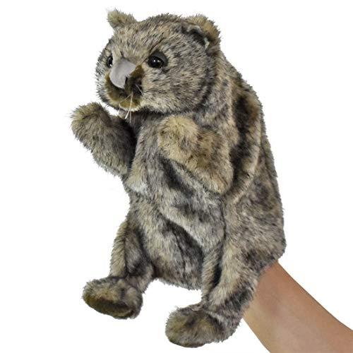 Hansa Toy Wombat marioneta de Mano