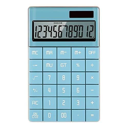 Feixunfan Calculatrice Calculatrice de Bureau...