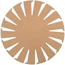 Roylco Basket Making Forms - Set of 24