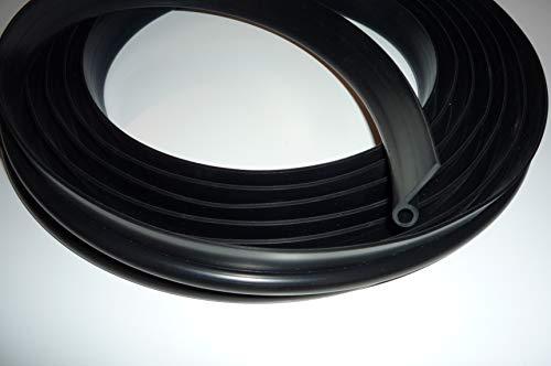 10 m Keder, Kederprofil, Gummi, 31x 11 mm, 2 mm Wandstärke
