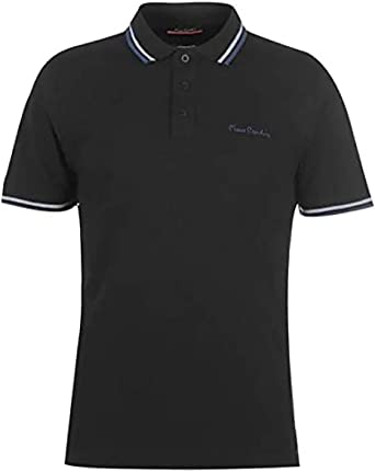 Pierre Cardin Mens New Season Classic Fit Tipped Polo