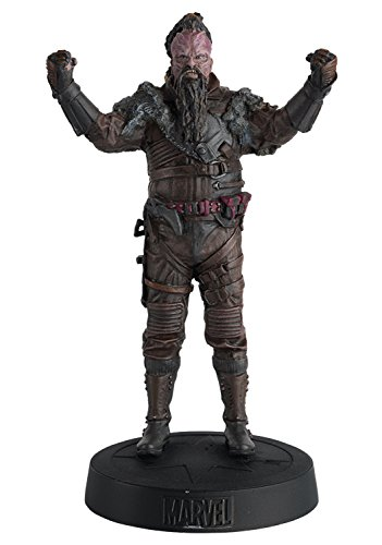 Eaglemoss Marvel Movie Collection Nº 54 TASERFACE (Guardians of The Galaxy)