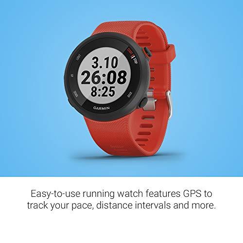 Garmin - Forerunner 45 - Montre de course à pied avec prise en charge des programmes...