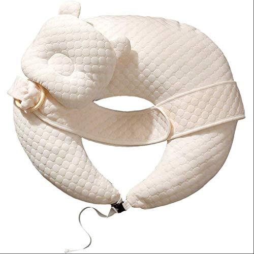 Chunjiao Posicionador de Almohadas de enfermería de Almohada, Almohada de alimentación en Forma de U, Bragas de algodón recién Nacido para mentir o Sentarse en Almohada en Forma de U