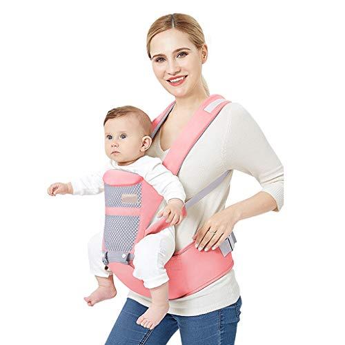 Sangle de Taille pour bébé, Banc d'absorption des Chocs Amovible en Coton Multifonction Quatre Saisons ( Color : C )
