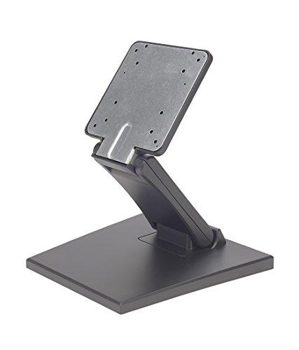 """Halterung für Touchscreens, POS und PC Monitore / 10""""- 17"""" Zoll / verstellbar / Metallplattengerüst / hohes Eigengewicht / VESA 100 & 75 / Standfuß / Display Ständer"""