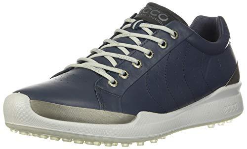 ECCO Biom Hybrid Hydromax Chaussures de golf pour homme, bleu (Ombre), 38.5/39 EU
