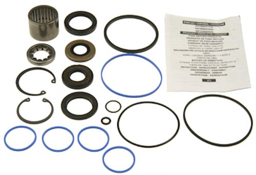 Edelmann 8896 Power Steering Gear Box Complete Rebuild Kit