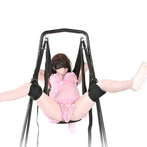 JTQMDD Adult Indoor Schaukel-Set, 360 ° Rotation, S_ & XSwing Hängeschaukel, mit starkem Nylon for eine komfortable Unterstützung Feel Like The Same