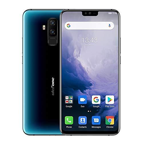 Cellulari For telefonini cellulari T2, globale doppio 4G, 6 GB + 128GB, doppio Indietro macchine fotografiche, Face ID e identificazione delle impronte digitali, 4200mAh batteria, 6,7 pollici Android