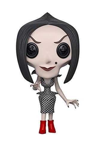 Funko- Coraline: The Other Mother Figurina, Multicolor, 32822