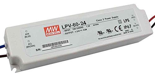✅ 15vdc 1a 15 Watt Mean Well hdr-15-15 DIN-Rail LED hutschienen Alimentatore
