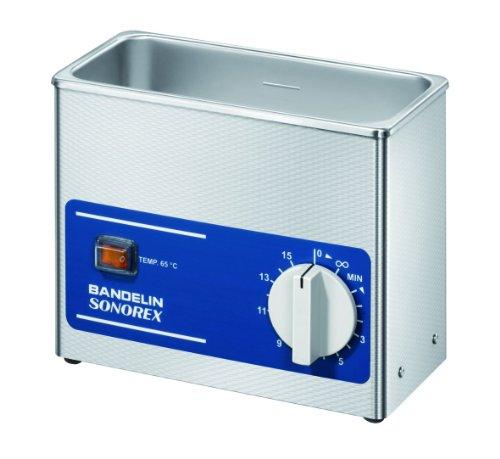 Bandelin electronic GmbH Ultraschall Reinigungsgerät Sonorex Super R K31 H mit Heizung - Ultraschallgerät