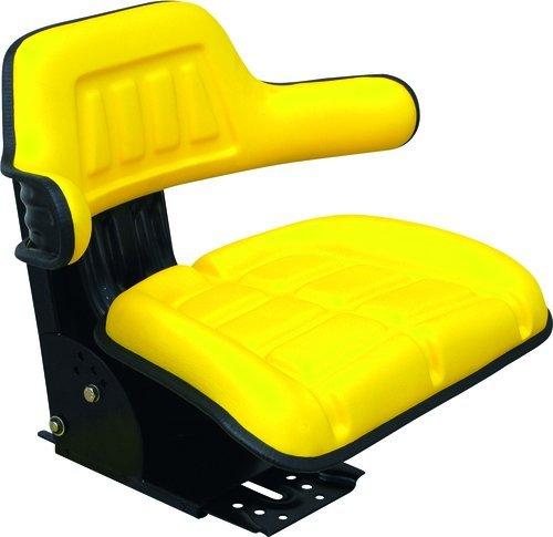 Schleppersitz Traktorsitz passend für John Deere schräge und gerade Konsole