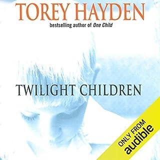 Twilight Children audiobook cover art