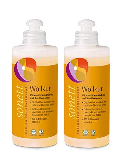 2 x Wollkur von Sonett Für Wollbkleidung und Woll-Wickelhose