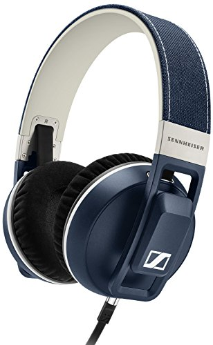 Sennheiser Urbanite XL Over-Ear Kopfhörer XL Denim Blue - Android-Version