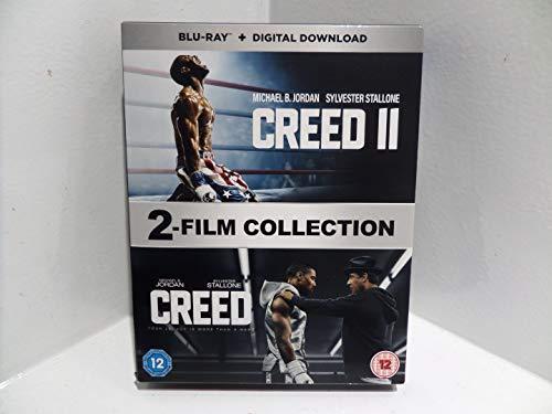 Creed 1-2 (2 Blu-Ray) [Edizione: Regno Unito] [Blu-ray]