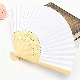 hand held paper fans wholesale