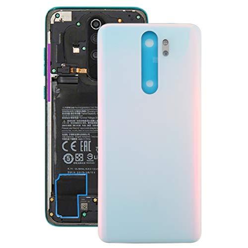 Xiaomi Spare Copertura Posteriore della Batteria for Xiaomi redmi Nota 8 PRO Xiaomi Spare (Colore : Bianca)