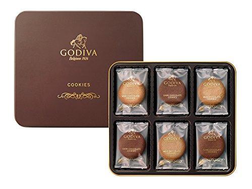 ゴディバ (GODIVA) クッキーアソート 18枚入