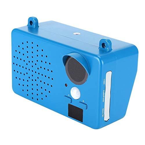 Detector de infrarrojos humano, indicador de voz infrarrojo ABS, para supermercado, oficina en casa al aire libre