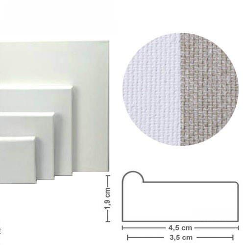 Qualitäts-Keilrahmen 1,9 cm, 150x200 cm