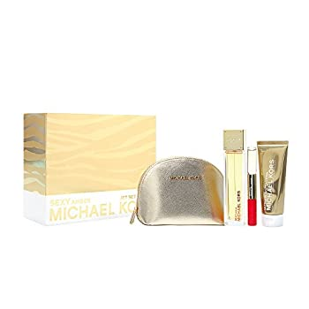 Michael Kors Fragrance Set for Women Sexy Amber