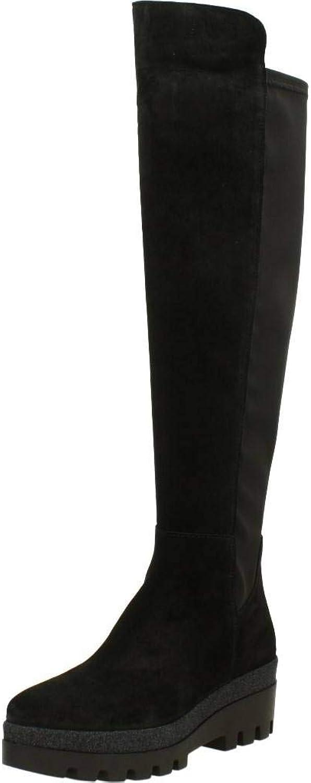 ALPE Stiefel Damen, Farbe Schwarz, Marke, Modell Stiefel Damen 3895 Schwarz