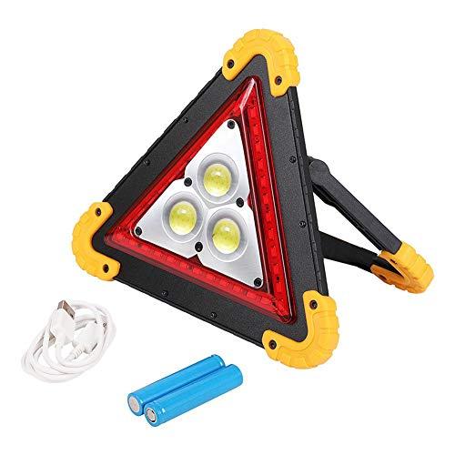 Inicio Triángulo Advertencia Automóvil Luz Trabajo