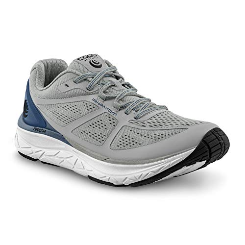 Topo Athletic Phantom Running Shoe - Men's Grey/Blue 11.5