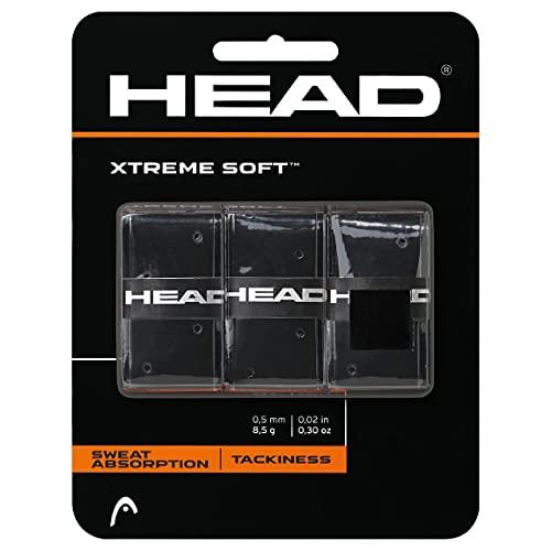 HEAD Xtreme Accessoire Tennis Mixte Adulte, Noir, Taille Unique
