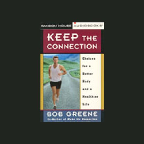 Keep the Connection audiobook cover art