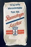 Weizenmehl Type 405 - 10 kg Ravensberger Auslese aus Ostwestfalen