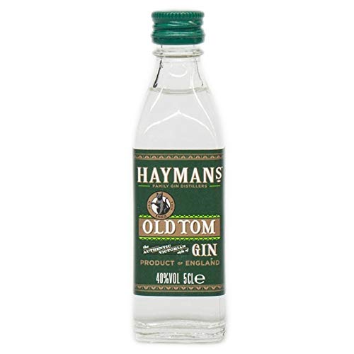 Haymans Ginebra Old Tom (mini) - 6 botellas x 500 ml - Total: 3000 ml