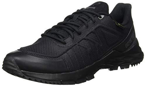 Reebok Damen ASTRORIDE TRAIL GTX 2.0 Walking-Schuh, BLACK/VIOHAZ/CDGRY5, EU 46