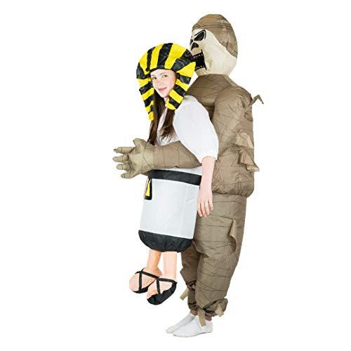 Bodysocks® Disfraz Hinchable de Momia Niño