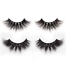 Two set lashes