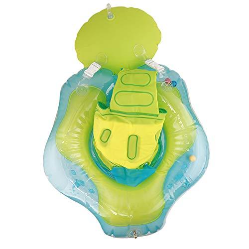 unknow JIFeng - Flotador inflable para bebé, adorable dispositivo de flotación para niños pequeños, para viajes al mar, S