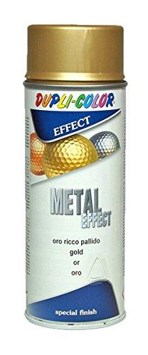 Metallic Effekt Gold Farbauswahl Lackspray Felgenspray Sprühfarbe Sprühdose Farbe Spraylack 400ml