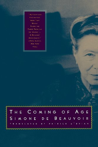 Compare Textbook Prices for The Coming of Age  ISBN 9780393314434 by Simone De Beauvoir,Patrick O'Brian