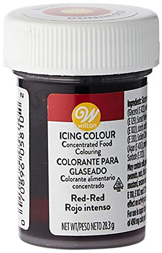 Colorant en gel - Red Red